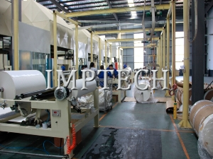 Melamine Decor Paper Resin Impregnation Line